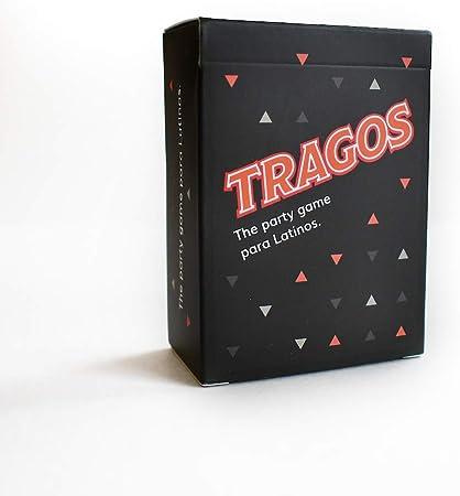 Tragos Party Juego para Latinos - Juego de cartas para adultos divertido para adultos - Juegos de Mesa para adultos, Original: Amazon.es: Juguetes y juegos