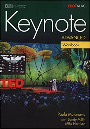 Keynote Advanced Workbook with Audio CDs