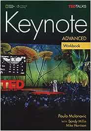 Keynote Advanced. Ejercicios ( + Workbook Audio CD