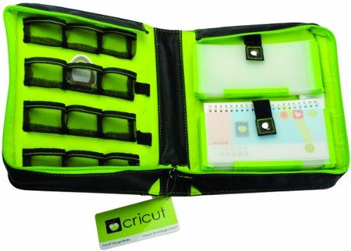 - Cricut Cartridge Storage Binder, 10
