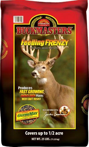 Pennington Buckmaster Feeding Frenzy Seed Mix 25 Lb