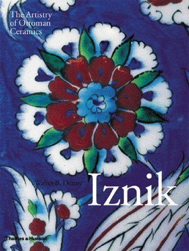 iznik-the-artistry-of-ottoman-ceramics-by-walter-b-denny-2004-hardcover