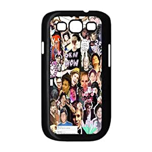 Hot FOB Rock Band Fall Out Boy Posters Hard Plastic phone Case Cove For Samsung Galaxy S3 JWH9162334