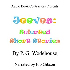 Jeeves: Selected Short Stories Audiobook