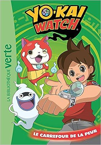 Yo-kai Watch 02 - Le carrefour de la peur Ma Première Bibliothèque Verte: Amazon.es: Viz Media: Libros en idiomas extranjeros