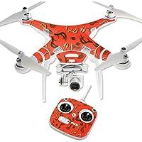 MightySkins Protective Vinyl Skin Decal for DJI Phantom 3 Standard Quadcopter Drone wrap cover sticker skins Nice Rack