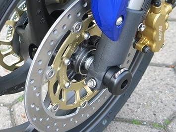 Satz Gsg Moto Sturzpads Vorderrad Passend Für Die Honda Cb 600 Hornet Pc41 07 Auto