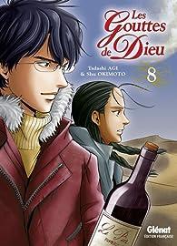 Les Gouttes de Dieu, tome 8 par Shin Kibayashi