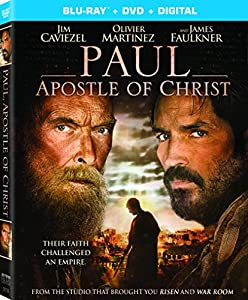 Cover Image for 'Paul, Apostle of Christ [Blu-ray + DVD + Digital]'