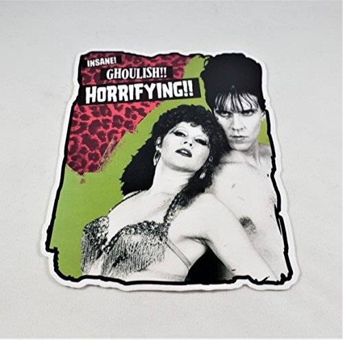 Price comparison product image The Cramps Die Cut Vinyl Sticker / Decal Laptop Skateboard iPad Car Refrig Notebook