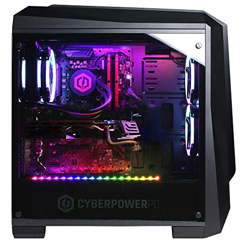 Build My PC, PC Builder, CyberpowerPC Gaming PC