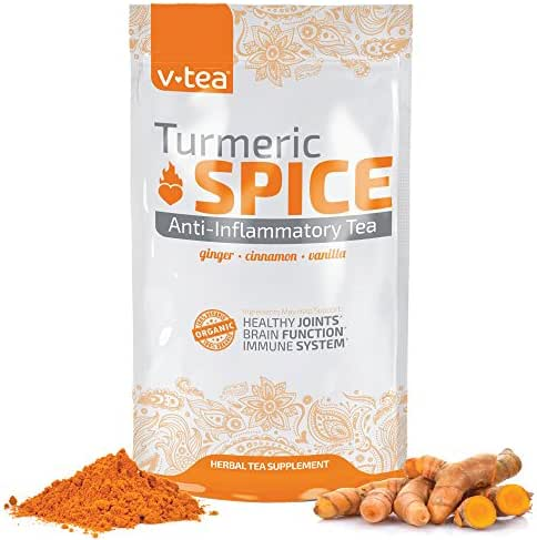 Turmeric Tea Anti Inflammatory & Joint Health