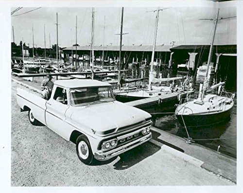 1964 GMC Model 1000 Pickup Truck Photo Poster
