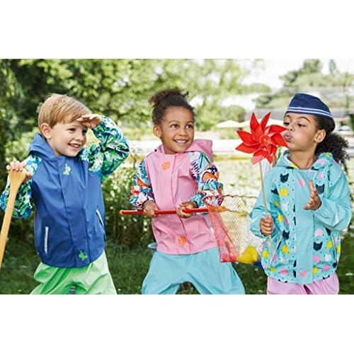 Garçons Filles Poncho Pluie Enfant Cape de Pluie Poncho Imperméable Poncho à Capuche Réutilisable Raincoat Cape de Pluie,Des Sports,Camping,En voyageant,Parc