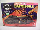 Batman Returns Snap Fast Batmissle Snap Fast Model Kit