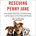 Rescuing Penny Jane: One Shelter Volunteer, Countless Dogs, and the Quest to Find Them All Homes Audiobook by Amy Sutherland Narrated by Xe Sands