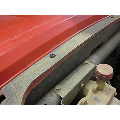 Polaris Ranger RZR Sportsman Body Torx Screw Bolt 14 x 3/4 (Set of 6) 7519045: Automotive