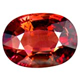 6.43 ct AAA Grade Oval Shape (13 x 9 mm) Mozambique Pink Tourmaline Natural Loose Gemstone