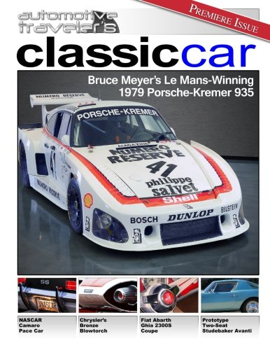 Automotive Travelers Classic Car  Premiere Issue