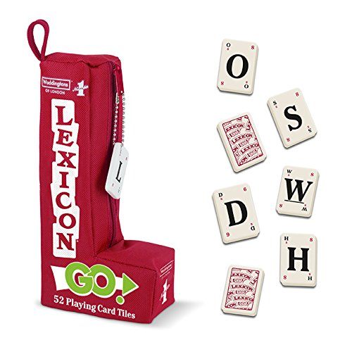 Waddington's Number 1 Lexicon GO! Word Game for sale  Delivered anywhere in USA