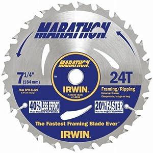 Irwin Tools Marathon Carbide review