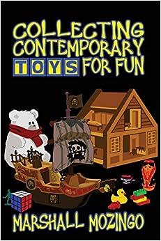 Book Collecting Contemporary Toys for Fun