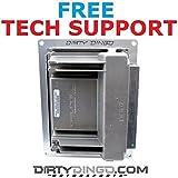Dirty Dingo LS PCM GEN 3 411 Billet Mounting Plate 1997-2006 24X LS2 LS1 4.8 5.3 5.7 6.0