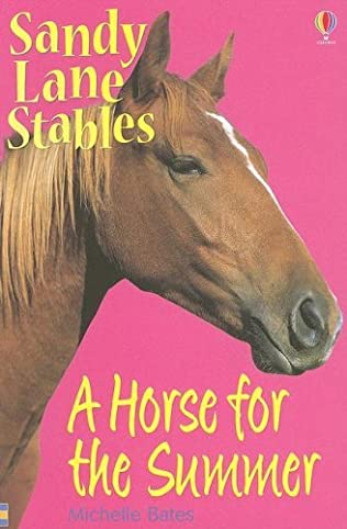 book cover of A Horse for the Summer