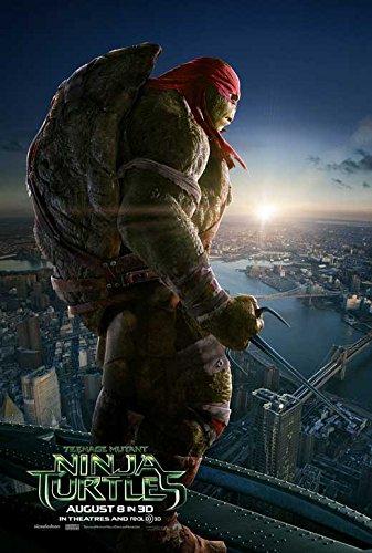 Amazon.com: Teenage Mutant Ninja Turtles 11 x 17 Póster de ...