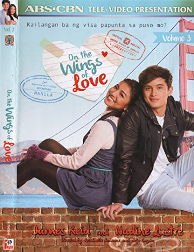 On the Wings of Love Vol 3 Filipino Dvd