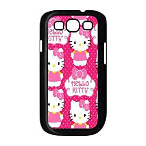 Best Phone case At MengHaiXin Store Beautiful Hello Kitty Pattern Pattern 71 For Samsung Galaxy S3