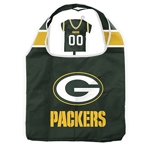 NFL Green Bay Packers Bag with - Green Shopping Bay