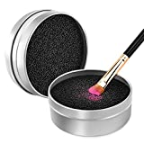 Best Eye Makeup Removers - Luxspire Makeup Brush Cleaner Quick Wash Sponge Remover Review