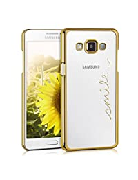 Qissy® TPU Art Designed Pattern Silicone Case Cover for SAMSUNG GALAXY A5
