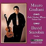 Mauro Giuliani: Solo Guitar Music