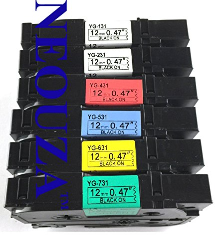 NEOUZA Compatible Brother P touch Label product image