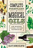 Llewellyn's Complete Formulary of Magical Oils, Celeste Rayne Heldstab, 0738727512