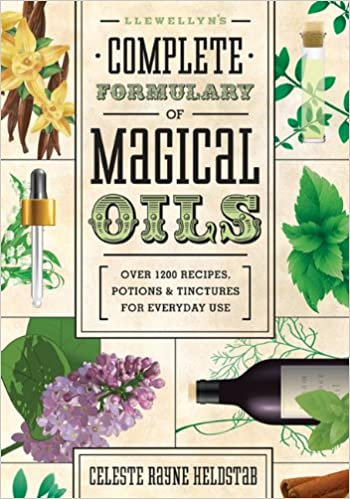 Llewellyn S Complete Formulary Of Magical Oils Over 1200 Recipes Potions Tinctures For Everyday Use Llewellyn S Complete Book Amazon De Heldstab Celeste Rayne Fremdsprachige Bucher