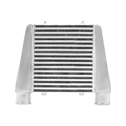 "Price comparison product image CXRacing-Front Mount or V-Mount Turbo Intercooler 15.25""x13""x3"""