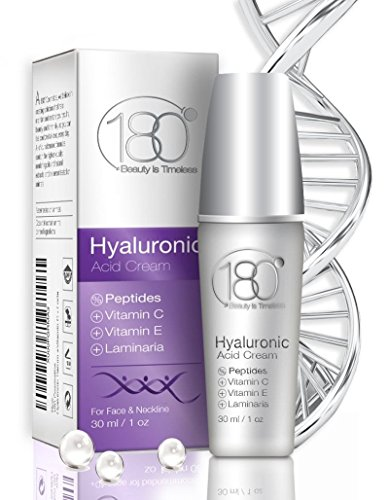 Hyaluronic Acid Cream with Peptides - 180 Cosmetics - Daily