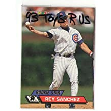 1993 Toys R Us - CHICAGO CUBS Team Set