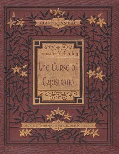 The Curse of Capistrano: The Mark of Zorro pdf