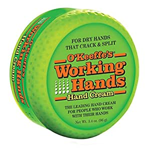 3.4oz Working Hands Jar