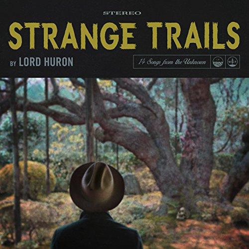 Strange Trails - Strange Cover
