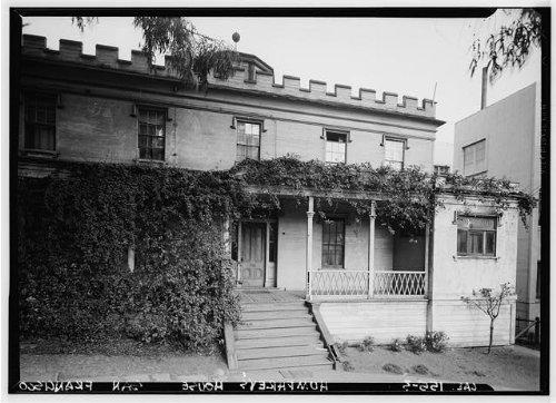 Photo: Humphrey House,986 Chestnut Street,San Francisco,San Fran - Francisco Chestnut Street San Ca