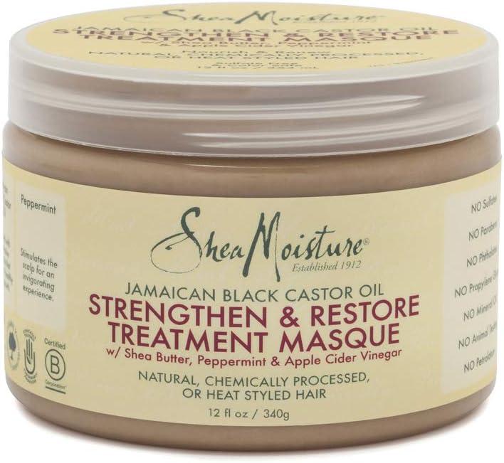 Shea Moisture, Mascarilla para el pelo - 340 gr.