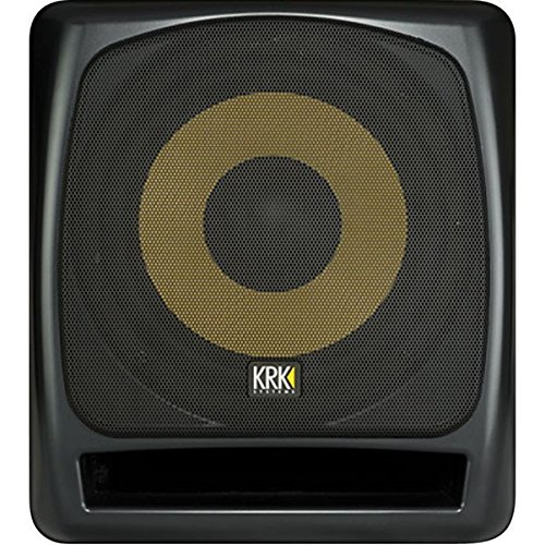 KRK 12s 225 Watts 12-Inch Powered Studio Subwoofer by KRK