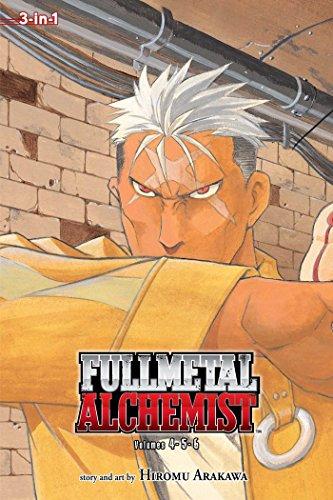 Fullmetal Alchemist, Vol. 4-6 (Fullmetal Alchemist 3-in-1) (Box Set Fma)