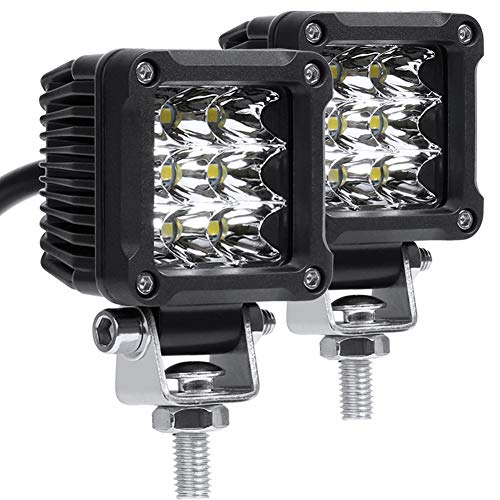 Motorcycle LED lightsADZOON 2''