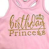 Toddler Kids Baby Girls Outfits Birthday Princess